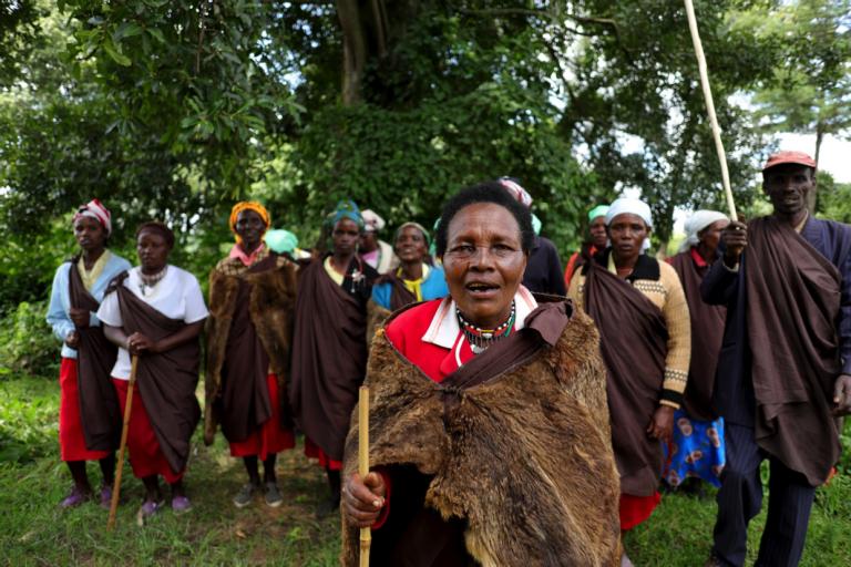800 millions de personnes à travers le monde toujours font face à l'insécurité alimentaire by Joan Carling
