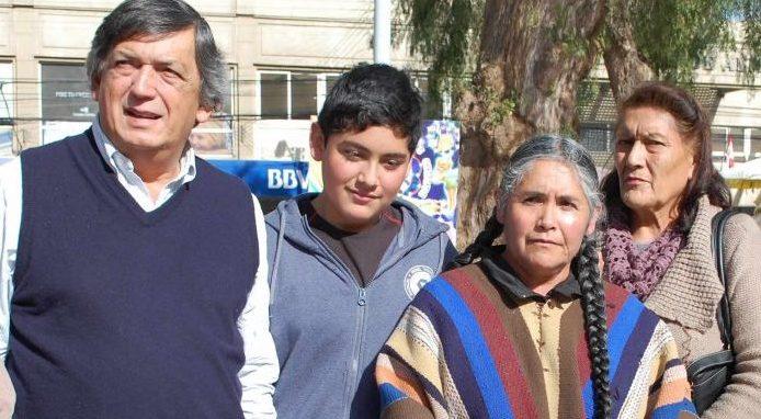 La dirigeante d'une communauté autochtone colla criminalisée pour s'être opposée à des projets miniers canadiens au Chili