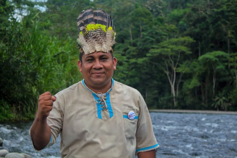 The Naso People of Panama have their land rights !