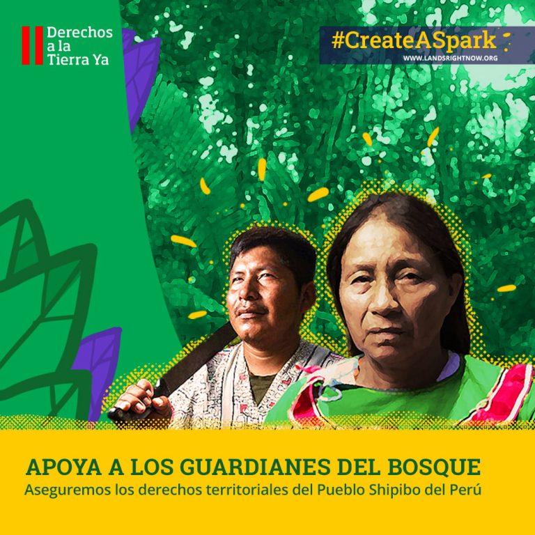 Una luz de esperanza en Peru